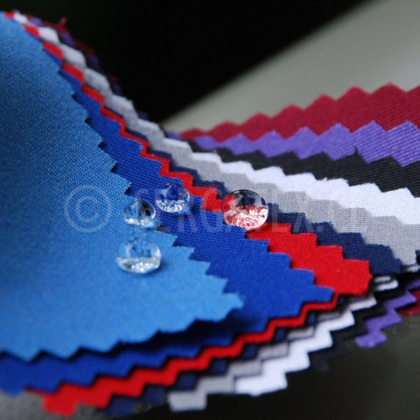 Microgabardina Stretch y Antifluidos